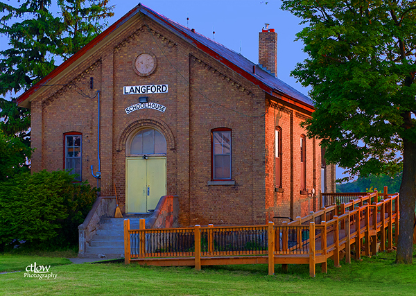 Langford Schoolhouse